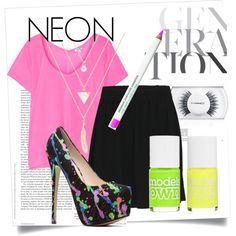 Designer Clothes, Shoes & Bags for Women Obsessive Compulsive Cosmetics, Mac Cosmetics, Polyvore Fashion, Arizona, Models, My Style, Fashion Design, Shopping, Collection