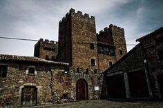 Castillo de Binies, Huesca - Spain