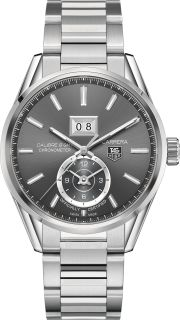 Calibre 8 GMT and Grande DateAutomatic watch41mm