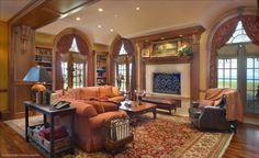Tour Musician Richard Marx's $14 Million Palatial Estate Photos   Architectural Digest