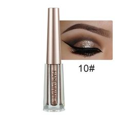 New Professional Liquid Glitter Eyeshadow Makeup Primer Long Lasting Gold Silver 12 Colors Eye Shadow Make Up Beauty Liner Gel Liquid Glitter Eyeshadow, Gel Eyeliner, Eyeshadow Brushes, Eyeshadow Makeup, Makeup Cosmetics, Diamond Eyes, Diamond Glitter, Wholesale Makeup, Wholesale Cosmetics