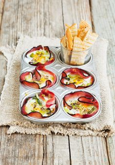 Eggs for a Crowd - Easy Brunch for a Crowd