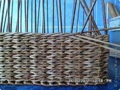 Мастер-класс Поделка изделие Плетение Плетенка + мк загибки Бумага фото 2