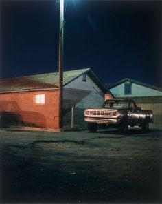 Todd Hido/ Dodge 4x4