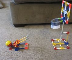 Cool easy make game that can be finished in under a half an hour. Perfect for on your desk or in an office.