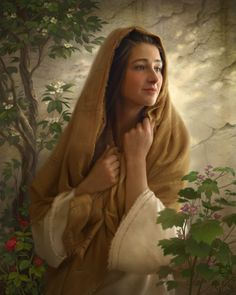 Mary, the mother of Jesus.