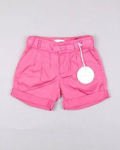 Shorts con cinturón de lazo marca Sfera http://www.quiquilo.es/catalogo-ropa-segunda-mano/shorts-con-cinturon-de-lazo-en-color-berenjena-marca-sfera.html