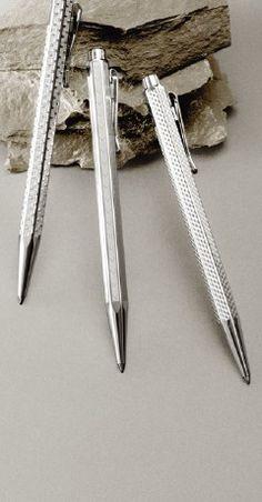 Kugelschreiber ECRIDOR CUBRIK palladiumbeschichtet