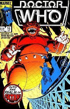 Doctor Who (1984 series) #16 @ niftywarehouse.com #NiftyWarehouse #DoctorWho #DrWho #Whovians #SciFi #ScienceFiction #BBC #Show #TV