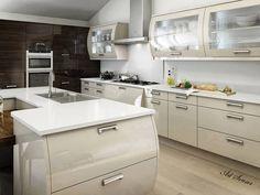 Tervez lenyűgöző konyhai | Art érzékek - művészi ötletek és belső kert