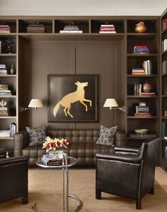 Modern home library design Furniture Stunning Rustic Modern Home Nestled On Beautiful Lake Austin Texas Office Den Man Cave Pinterest 243 Best Home Libraries Images In 2019 Architecture Design Home