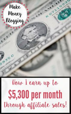 This is a must read for bloggers! Learn how to maximize your affiliate marketing earnings and affiliate sales with strategies for your blog and social media that you would never dream up on your own!