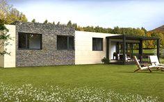 Casas modulares prefabricadas Cube – Cube 100