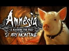 Amnesia machine for pigs scary montage