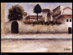 Ottone Rosai, Carmine, 1924.