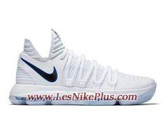 Sneaker Nike KD 10 Numbers Chaussures Nike Basket Pas Cher Pour Homme Blanc  Noir 897815-101 - 897815-101 - Préparez-vous au sport et au style avec les  ...