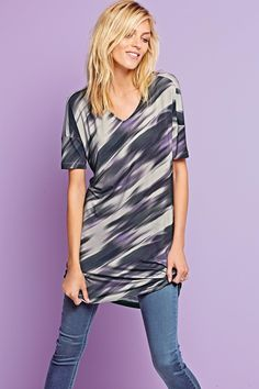 Buy Drape Back Tunic from the Next UK online shop