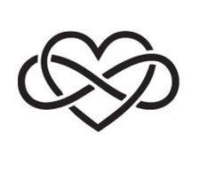 Initial Tattoo – Tattoo's World! Unendlichkeitssymbol Tattoos, Neue Tattoos, Tattoos Skull, Body Art Tattoos, Small Tattoos, Tatoos, Moon Tattoos, Celtic Tattoos, Animal Tattoos