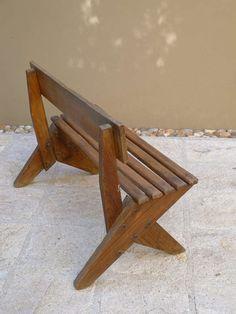 1stdibs.com | Ernesto Gallardo Modernist  Bench
