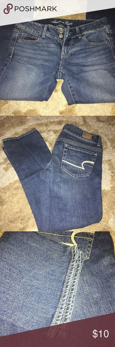 American Eagle jeans! Artist style size 4 regular American Eagle Outfitters Jeans Skinny