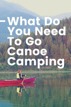 Travel Trailer Camping, Canoe Camping, Canoe Trip, Diy Camping, Family Camping, Camping Hacks, Outdoor Camping, Camping Ideas, Vintage Travel Trailers