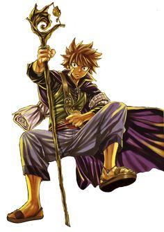 Fairy Tail 318 Natsu Dragneel Render by CheshireAlex