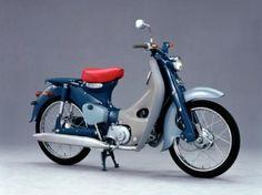 L'histoire du Honda Cub | Mini4Temps.fr, le site des passionnés de Mini4Temps…