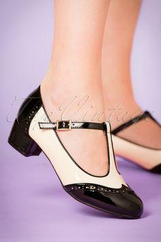 Lulu Hun Georgia Black Shoes 401 50 21705 27092017 006pW