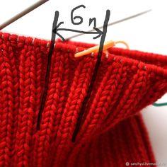 Gum cap with an unusual top head Crochet Beret, Crochet Cap, Knitted Hats, Knit Beanie, Beanie Hats, Crochet Symbols, Crochet Abbreviations, Knit Stockings, Circular Knitting Needles