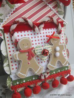 Gingerbread hanging