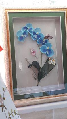 Frame, Home Decor, Paper Folding, Picture Frame, Decoration Home, Room Decor, Frames, Hoop, Interior Decorating