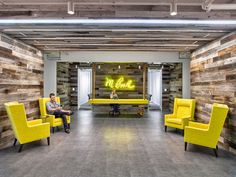 M Booth offices by Spector Group, New York City » Retail Design Blog