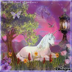 Unicorn And Fairies, Unicorn Fantasy, Unicorn Art, Mythical Creatures Art, Mythological Creatures, Fantasy Creatures, Unicorn Images, Unicorn Pictures, Beautiful Unicorn