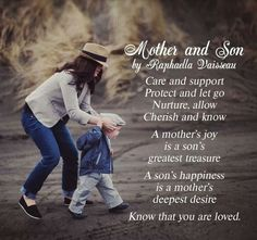 65 Delightful Mother's Day Quotes From Son images | Happy mothers