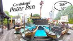 Gardaland 2019 Peter Pan 360° VR Onride Enjoy It, Vr, Peter Pan, Make It Yourself, Table Decorations, Peter Pans, Dinner Table Decorations