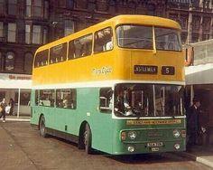 5 to Castlemilk at St Enoch Square, Glasgow. Glasgow City, Bus Coach, Glasgow Scotland, Best Cities, Good Times, Transportation, Nostalgia, Coaches, Postcards