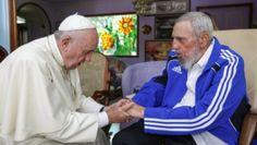 El Papa mostró su pesar por la muerte de Castro