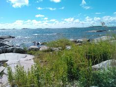 Tulliniemi, Hanko (Finland). Pic taken with my cell.