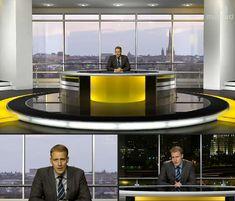 Mustard TV new virtual studio