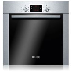 Bosch HBA43B251B single oven offers top quality and design at an affordable price. Featuring practical functions and low energy consumption, the Bosch HBA43B251B stainless steel oven is a great choice for any modern kitchen. | K014249