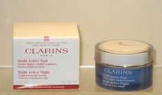 Clarins Multi-Active Nuit Normal To Comb. Skin 50ml