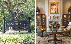 Grand Getaways: The Sanctuary - Southern Lady Magazine Kiawah Island Resort, Kiawah Island Golf, 3 Day Getaways, Southern Ladies, Magazine, Table Decorations, Lady, Charleston, Travel