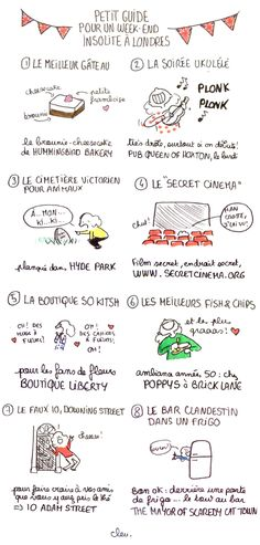 Travel and Trip infographic Week-end insolite à Londres - Confidentielles Infographic Description Week-end insolite à Adventure Quotes Outdoor, Adventure Quotes Wanderlust, Weekender, Weekend In London, Packing List For Travel, Packing Lists, Travel Tips, Voyage Europe, London Calling