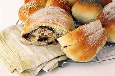 Un Pan Sabroso, el Pan de Jalá o Challah (se puede rellenar) ...Filosofía de Sabor...