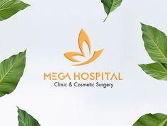 """다음 @Behance 프로젝트 확인: """"Brand Mega Hospital Clinis & Cosmetic Surgery"""" https://www.behance.net/gallery/44210397/Brand-Mega-HospitalClinis-Cosmetic-Surgery"""