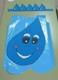 Resultado de imagen de disfraz de gotas de agua