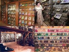 Imelda's shoe collection inkspired musings: The Philippines Part II