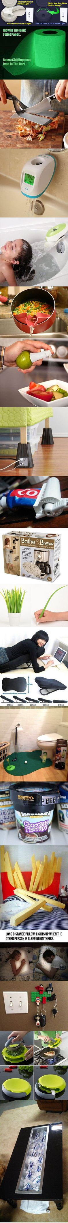 More cool inventions