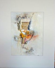 Papierarbeit | Mischtechnik | 40x50cm Doodle Designs, Wall Art Designs, New Media Art, Artist Sketchbook, Mixed Media Collage, Texture Painting, Acrylic Art, Amazing Art, Abstract Art