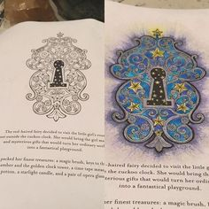Instagram media nails_by_analise - #thetimechamber #adultcoloring #coloringbook #adultcoloringbook #colorpencils